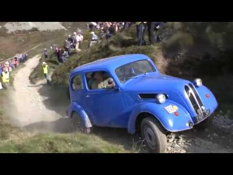 2019 London to Land's End Trial - Blue Hills