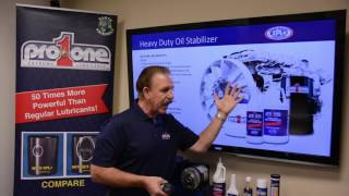 ProOne Heavy Duty Oil Stabilizer  - HOW IT WORKS