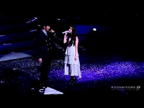 [Fancam] IU & Seulong - Nagging @ RFC