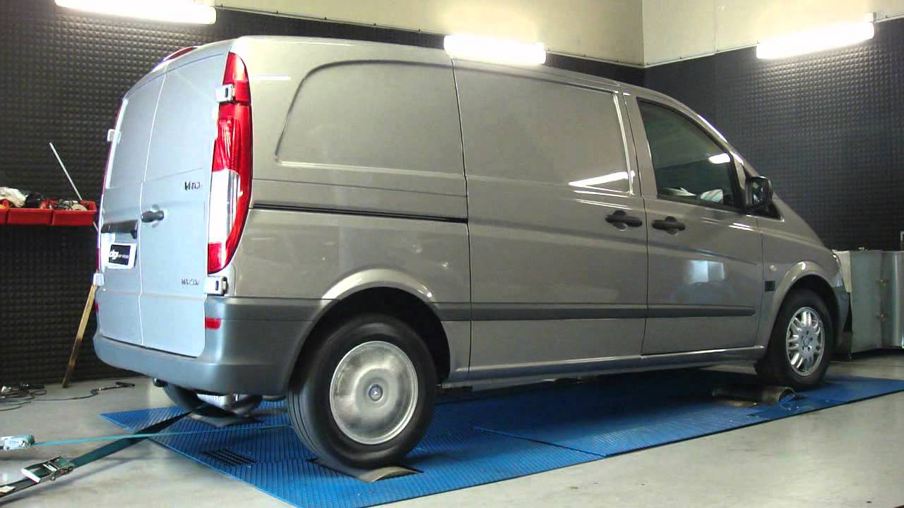 reprogrammation moteur mercedes vito 116 cdi 163cv 190cv dyno digiservices youtube. Black Bedroom Furniture Sets. Home Design Ideas