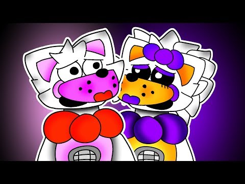 Minecraft Fnaf: Funtime Foxy And Lolbit Go On A Valentines Day Date Minecraft Roleplay