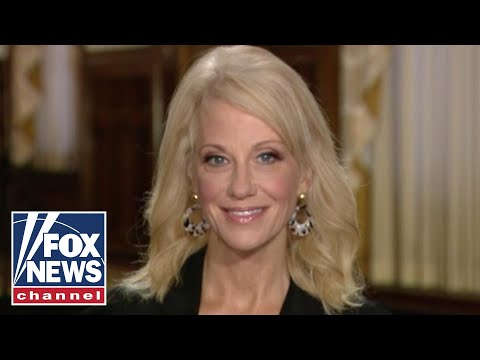 Kellyanne Conway touts Trump admin after Bolton's departure