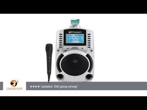 Portable Karaoke MP3 Lyric Player with 3-inch Lyric Screen, SD Slot and 50 Songs | Review/Test