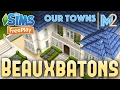 Sims FreePlay - Beauxbatons Academy of Magic (Original Design)