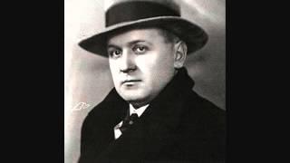 Juomaripoika - jenkka. Sung in Finnish by Matti Jurva (1898-1943).wmv