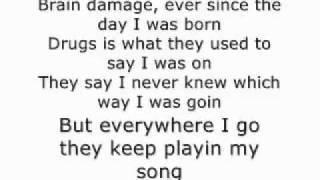 Eminem Brain Damage Lyrics + Ringtone Download