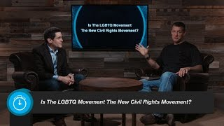 Is the LGBTQ Movement the New Civil Rights Movement?