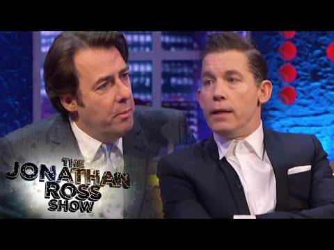 Lee Evans Announces Retirement (Extended Clip) - The Jonathan Ross Show