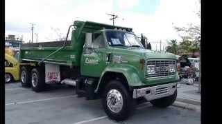 Dump Trucks 005
