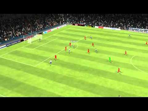 Malaga vs Sevilla - Duda Goal 17th minute