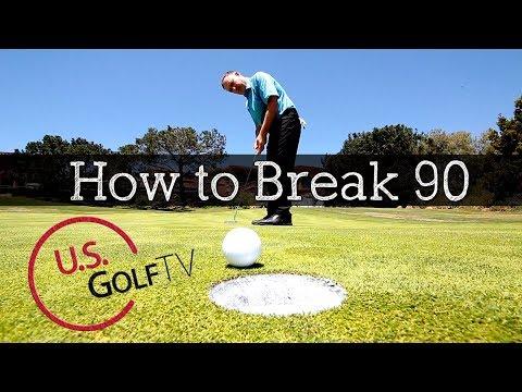 The 5 Best Golf Tips to Finally Break 90