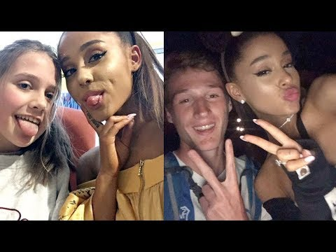 Ariana Grande Best Fan Moments *Emotional*