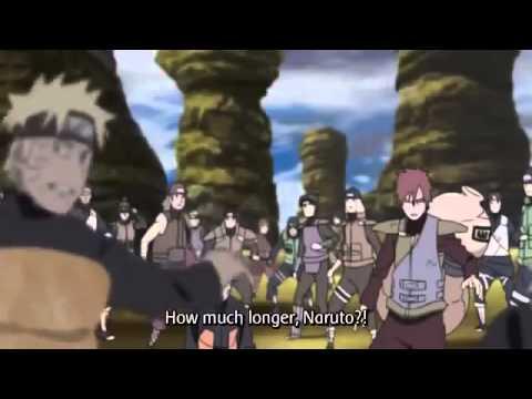 Madara Uchiha vs Naruto and Shinobi Alliance   Full Fight