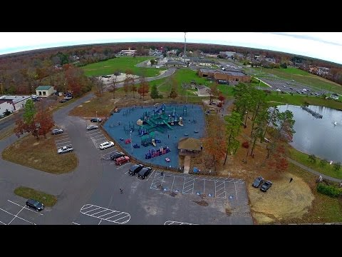 Imagination Station Playground, Galloway NJ by AirQuad Drone Team