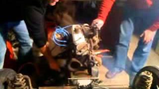 moteur 4cv renault