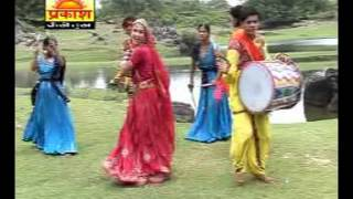 Rajasthani Desi Garba Song | Aya Aya Kanuda Din | Marwadi Hits 2014