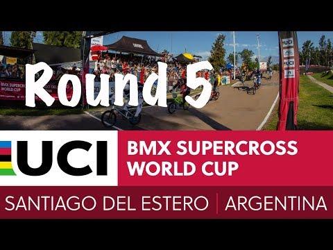 2017: SDE, Argentina LIVE - Round 5 (new)