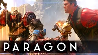 Paragon | I WILL PUT A BOULDER INSIDE OF YOU | TGN Squadron Paragon PC Gameplay