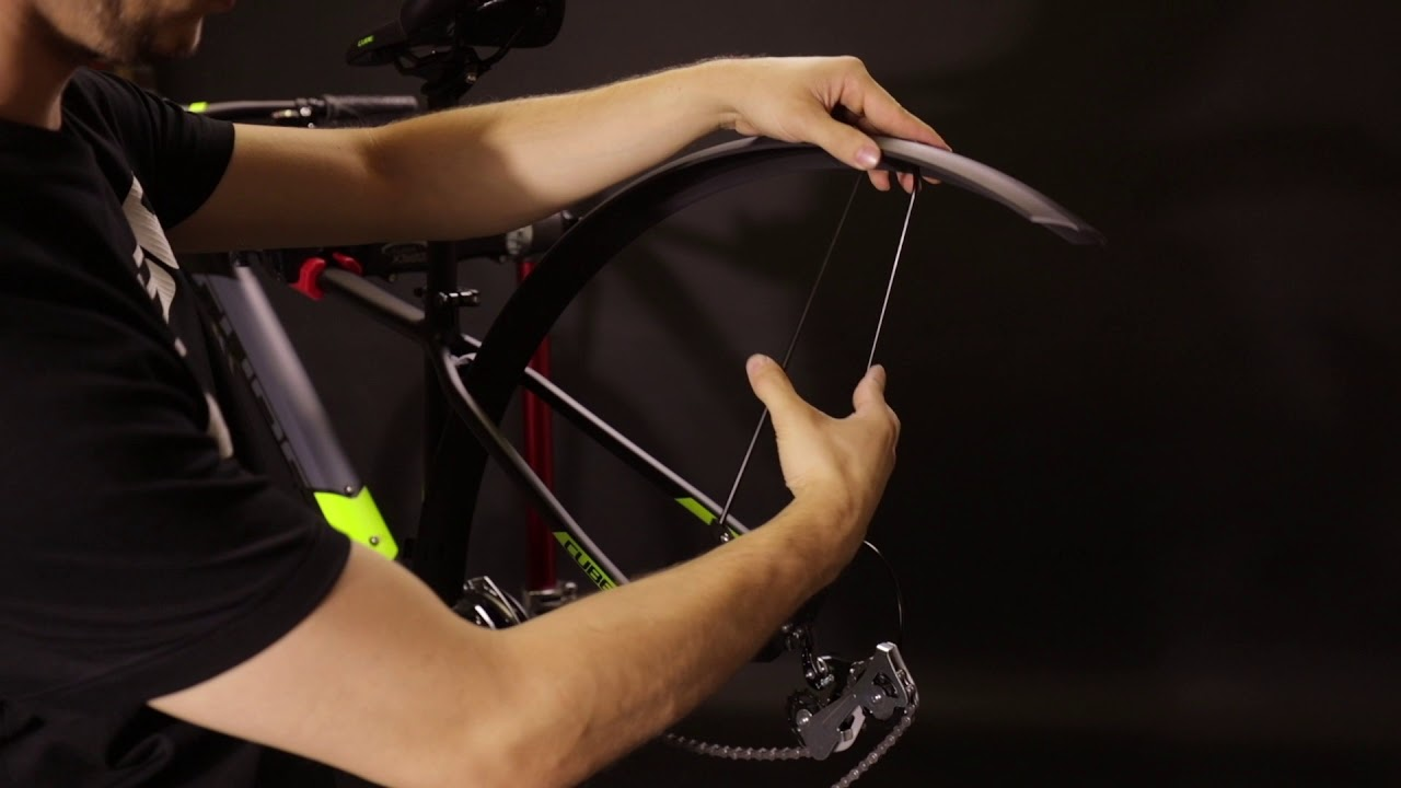 acid Streben extra lang f/ür MTB 65 Fahrrad Schutzblechset