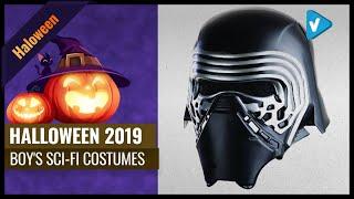 Top 10 Boy's Sci-Fi Costumes | Halloween 2019