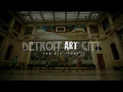 Detroit Art City: The DIA Story