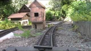 """LGB Gartenbahn """"Die ganze Strecke""""  Lüneburger Heide Garden Railway Trains G-Scale"""