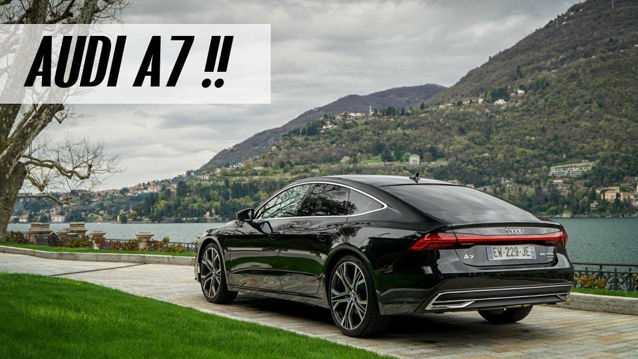 Audia7 Tfsi Essai