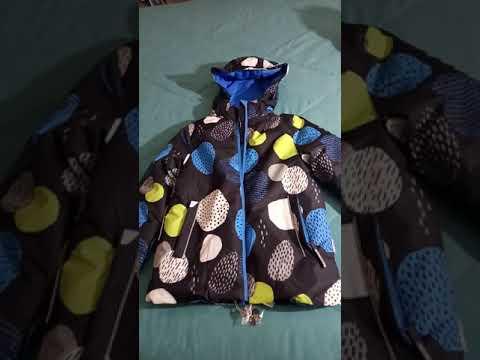 Детская одежда CROCKID. Видео обзор зимней куртки CROCKID