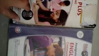 Book review English communicative CBSE board