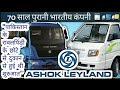 Ashok Leyland Success Story | Raghunandan Saran Biography | Automobile Industry in Hindi