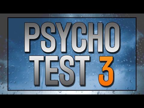 Psycho Test 3