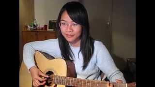 Bông hồng cài áo-Phạm Thế Mỹ- guitar cover
