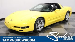 2001 Chevrolet Corvette Supercharged for sale | 2337 TPA