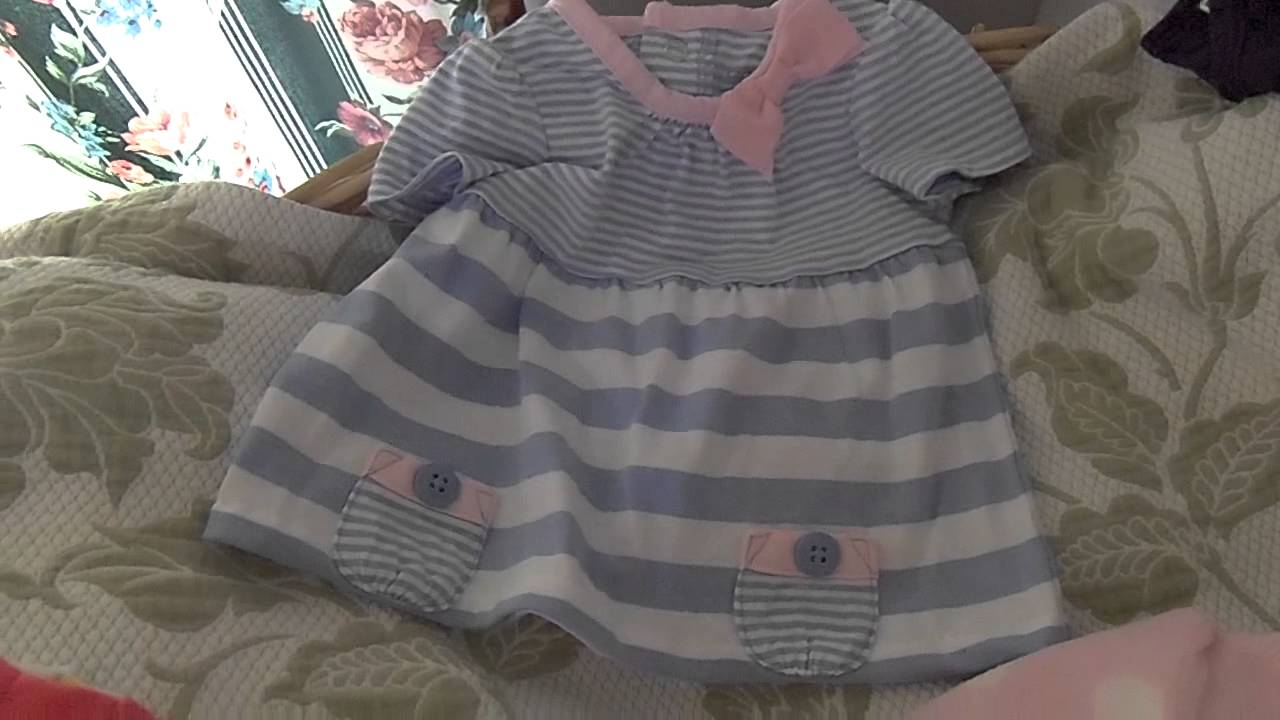 Turn Newborn 0 3 Baby Clothes Into Preemie Clothes Youtube