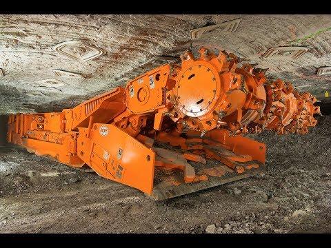 Komatsu Continuous Miner