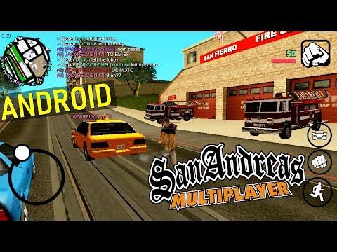 GTA SA Multiplayer para Android - SAMP 6.9 (LITE/NORMAL)