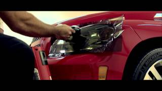 How to Tint Car Headlights
