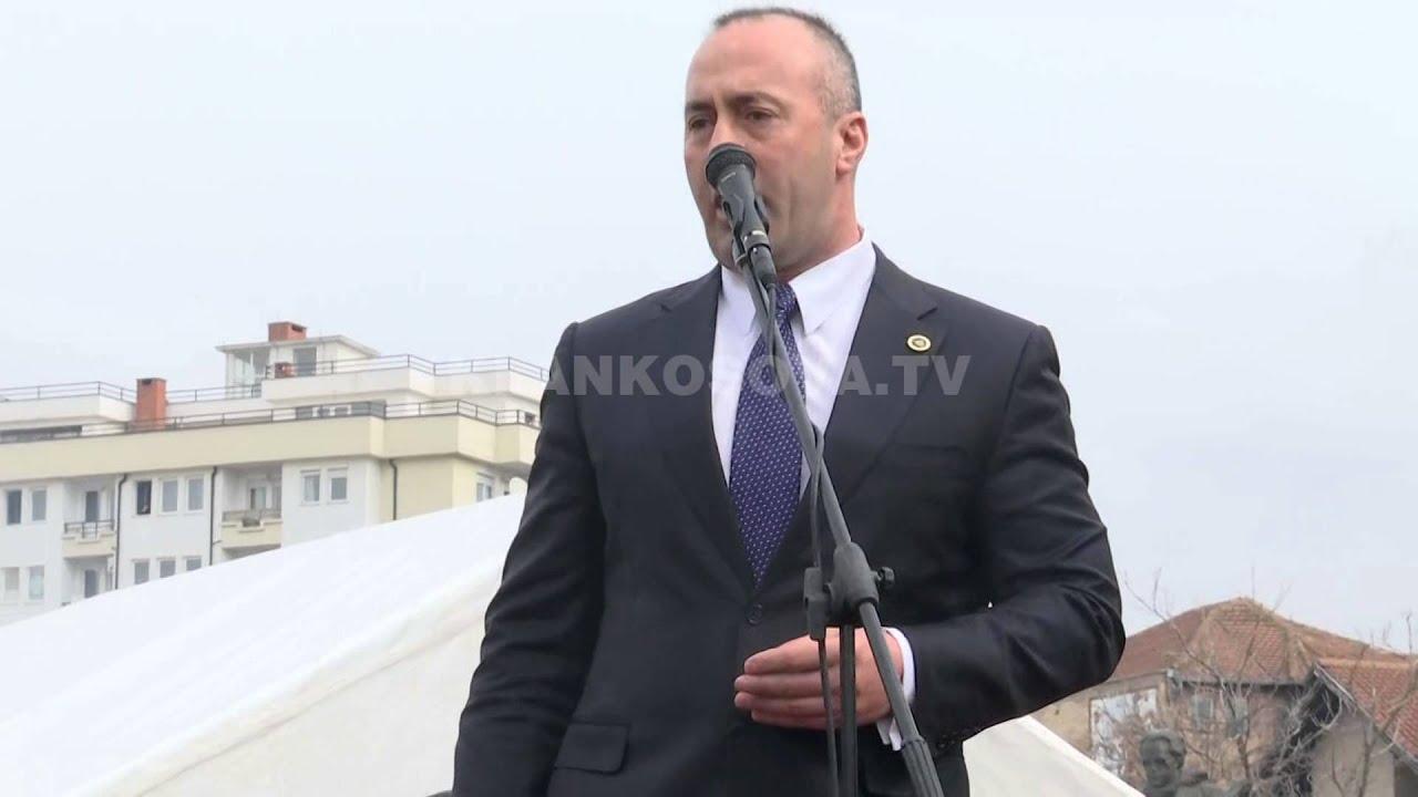 Deklarata e Ramush Haradinaj - 26.02.2016 - Klan Kosova