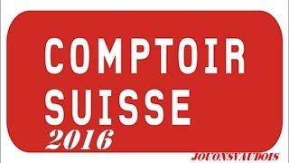 Comptoir Suisse 2016