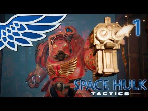 SPACE HULK TACTICS | Storm Bolter Part 1 -...