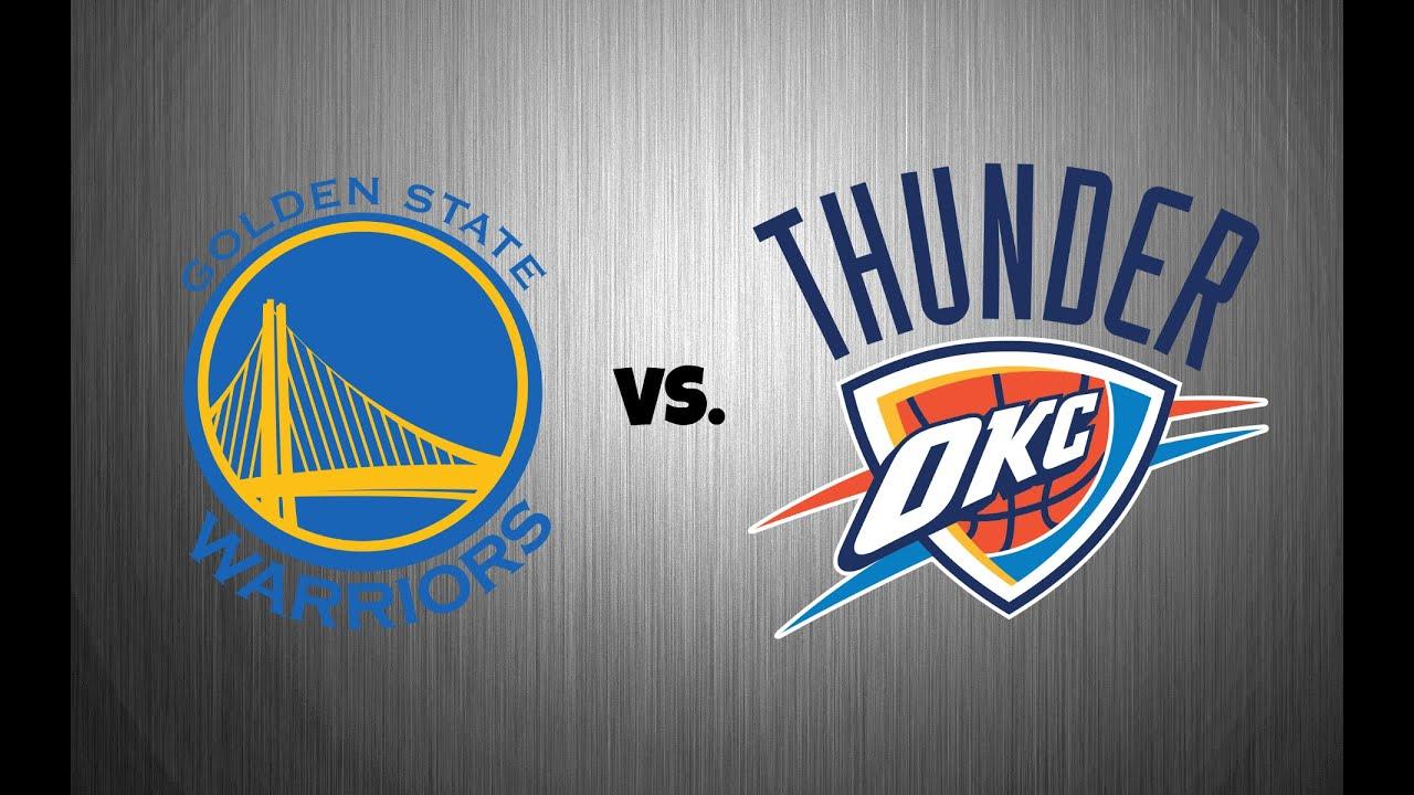 Warriors vs. Thunder - NBA Live 16 tournament 2015 - YouTube