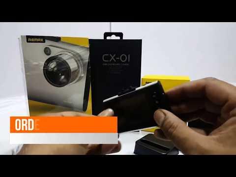 Remax Dashboard Camera CX-01