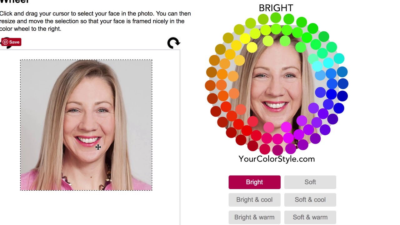 Online Color Wheel Tool Youtube