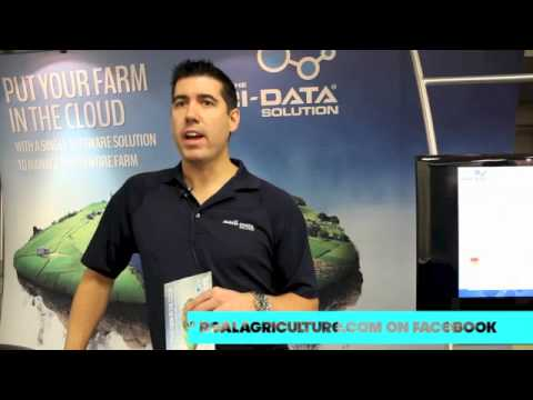 Put Your Farm In the Cloud With Agri-Data Solutions