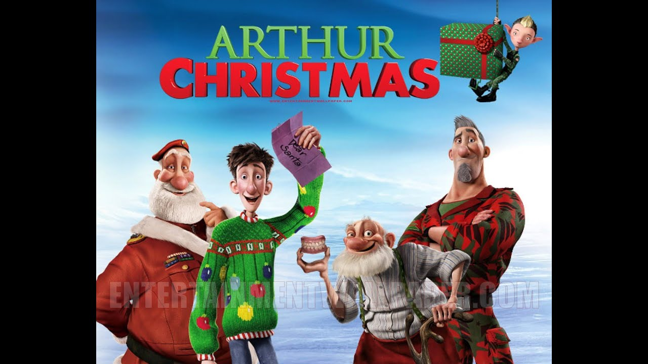 TRAILER: Arthur Christmas Review - YouTube