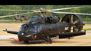SUPER FAST Piasecki X 49A military transport helicopter for US military