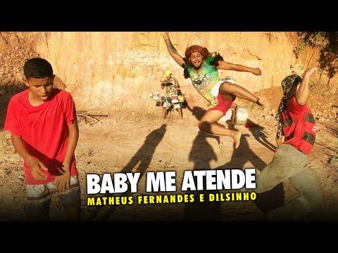 FUNDO DE QUINTAL OFC - BABY ME ATENDE / MATEUS FERNANDES E DILSINHO (Vídeo Oficial)