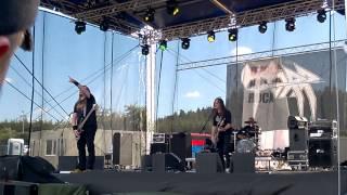 Torr live Basinfirefest 2015