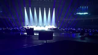 BLACK SUIT - Super Junior - Super Show 7 CHILE