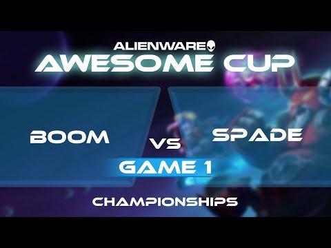 BOOM vs Spade - G1 - AAC2: Championships